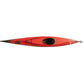 Triton advanced Ladoga 1 Advanced Kayak Set Completo, red/black